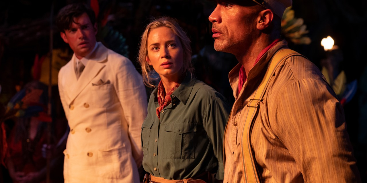WATCH: New JUNGLE CRUISE behind-the-scenes featurette features Dwayne Johnson and Emily Blunt hijinks
