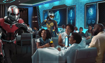 WATCH: New AVENGERS: QUANTUM ENCOUNTER will bring cinematic dining adventures to new Disney Wish ship