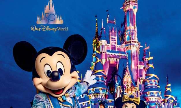 FALL 2021 issue of 'Disney twenty-three' magazine covers Walt Disney World's 50th plus Marvel's newest, Halloween, and more!