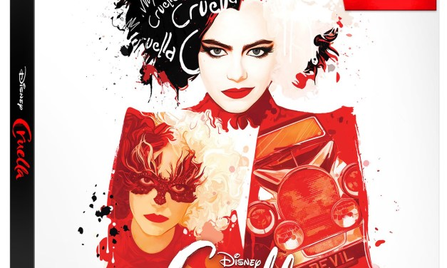 CRUELLA limited edition 4K Ultra HD Collection coming home Sept. 21, 2021