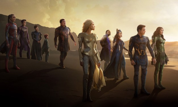 ETERNALS launches new character posters, featurette in celebration of ticket sales beginning