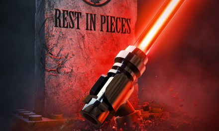 LEGO® STAR WARS TERRIFYING TALES invites you to rest in pieces Oct. 1 on #DisneyPlus
