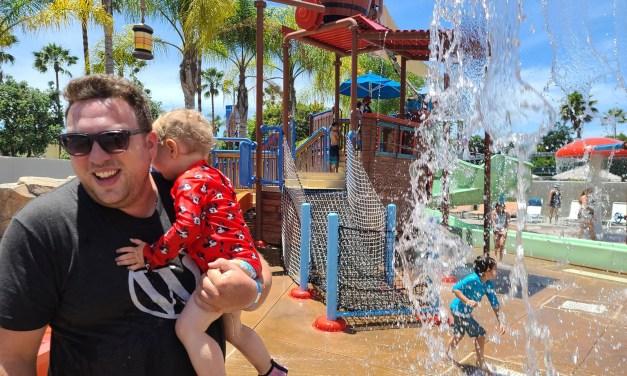 SPLASH SPLURGE: The HOJO Anaheim's Castaway Cove is still your best bet for family water fun in Anaheim