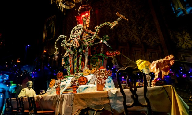 FIRST LOOK: Haunted Mansion Holiday 2021 Gingerbread House celebrates 20 years of festive overlays