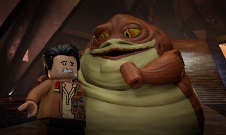 LEGO STAR WARS TERRIFYING TALES brings campy scares Oct. 1 to #DisneyPlus