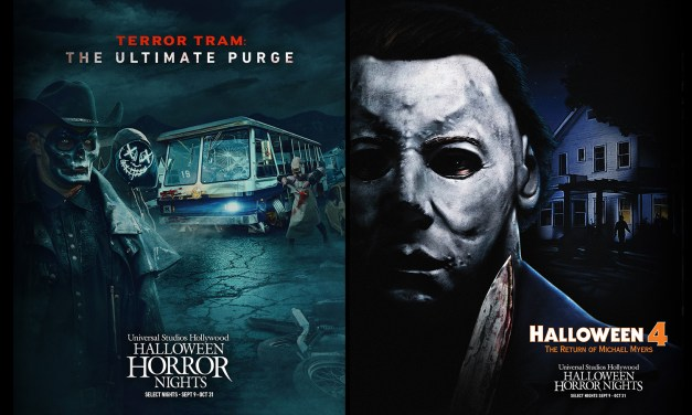 THE ULTIMATE PURGE Terror Tram and HALLOWEEN 4 maze headed for Universal Hollywood Halloween Horror Nights