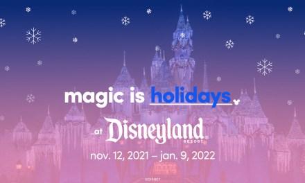 NEW: Holiday magic returns to Disneyland with classic entertainment November 12