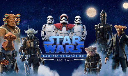 Dok-Ondar pleads, 'whatever it takes' in upcoming STAR WARS: TALES FROM THE GALAXY'S EDGE — LAST CALL