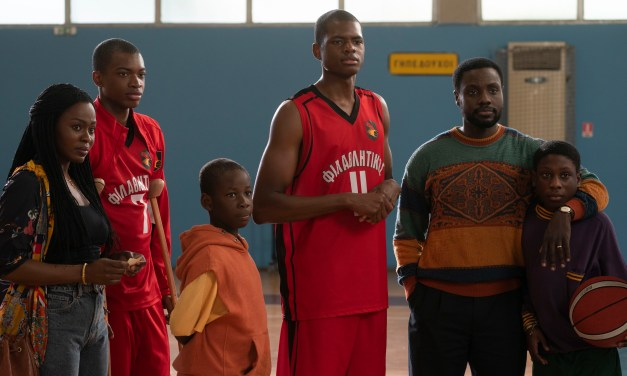 RISE will tell the amazing true life story of the Antetokounmpo brothers ascension into the NBA | #DisneyPlus