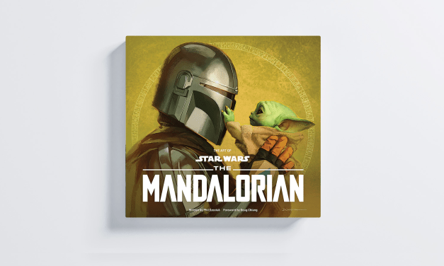'The Art of Star Wars: The Mandalorian (Season Two)' hardcover book promises even more artwork and interviews