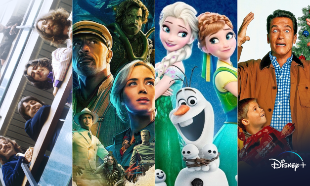 WHAT'S NEW (November 2021) – More movies, series, seasons, and original programming coming to #DisneyPlus