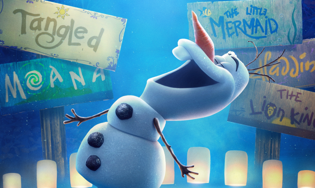 OLAF PRESENTS is basically what we all asked for, coming Nov. 12 to #DisneyPlus